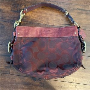 """FINAL PRICE COACH """"Carly"""" Signature Hobo"""